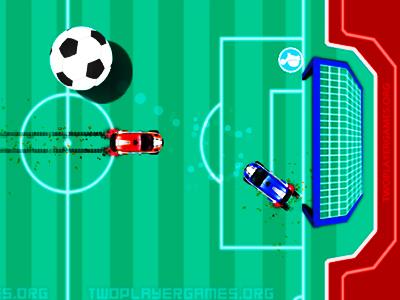 2 Kişilik Araba Futbolu