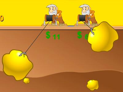 Altın Madencisi 2 Kişilik