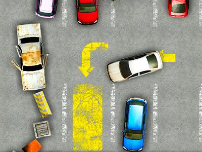Araba Park Etme Yeri