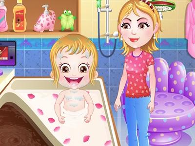 Hazel Bebek Kraliyet Banyosu