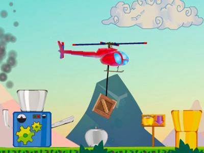 Helikopterle Taşıma