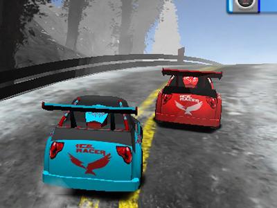 Karda Araba Yarışı