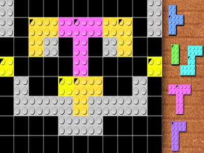 Lego Yapboz 4