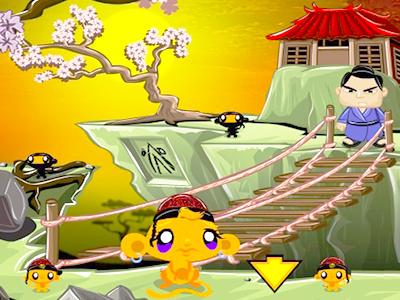 Maymunu Mutlu Et Ninjalar 2