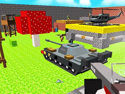 Online Minecraft Savaşı 2