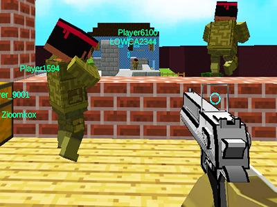 Online Minecraft Savaşı 3
