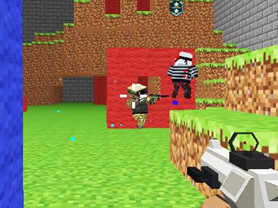 Online Minecraft Savaşı 4