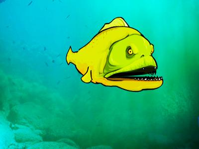 Pirana Balığı 5
