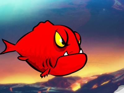 Pirana Balığı 6