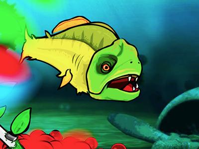 Pirana Balığı 8