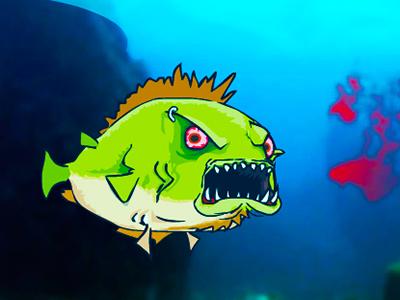 Pirana Balığı