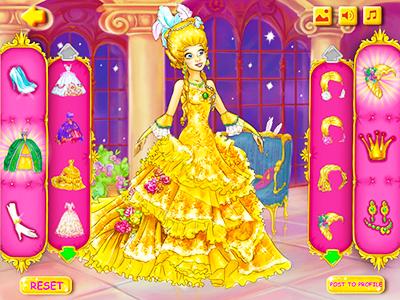 Prenses Giydirme