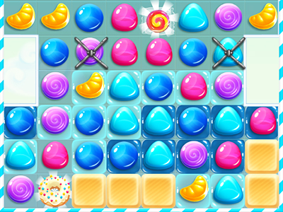 Renkli Şekerler 3