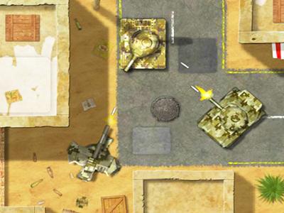 Savaşan Tanklar