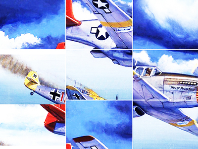 Uçak Yapbozu