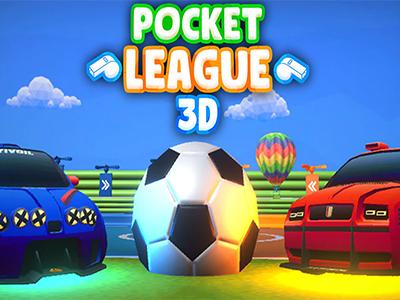 2 Kişilik Araba Futbolu 3D