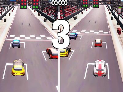 2 Kişilik Araba Yarışı 3