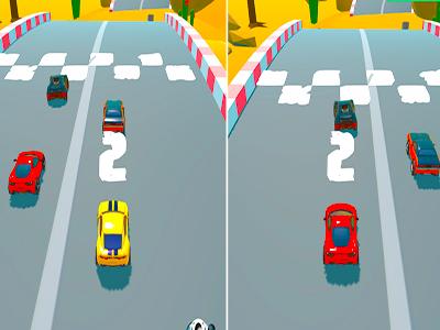 2 Kişilik Araba Yarışı 4