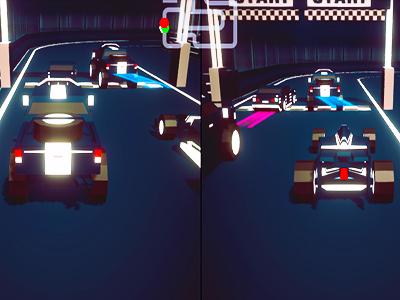 2 Kişilik Araba Yarışı 9