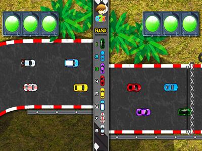 2D Araba Yarışı