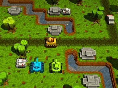 3 Kişilik Tank Savaşı