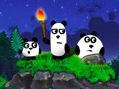 3 Panda 2: Gece