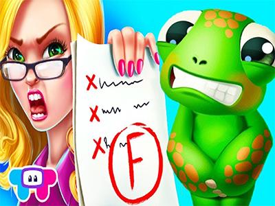 3D Scary Teacher