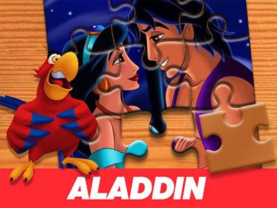 Alaaddin ve Sihirli Lambası
