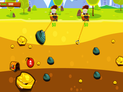 Altın Madencisi 2 Kişilik 2