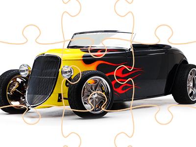 Araba Yapbozları 3