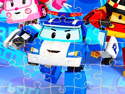 Araba Yapbozları 5