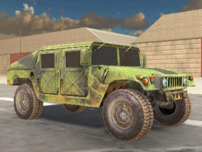 Asker Arabası