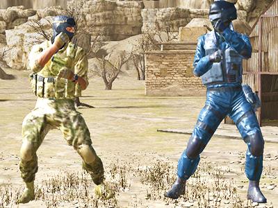 Asker Dövüş