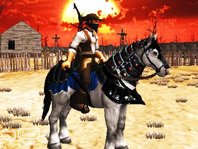 Atlı Savaş