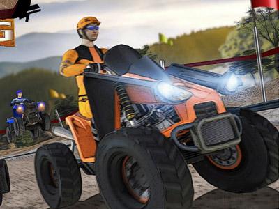 ATV Motor Sürücüsü