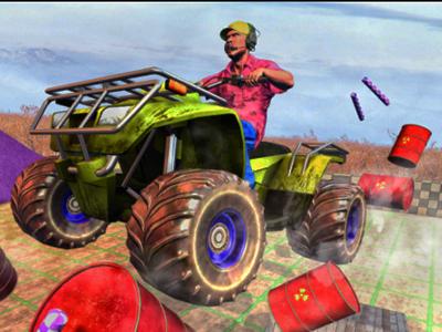 ATV Motor Yolcu Taşıma