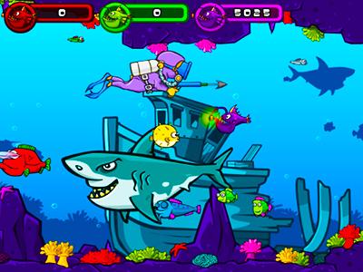 Balık Yiyen Balıklar 2
