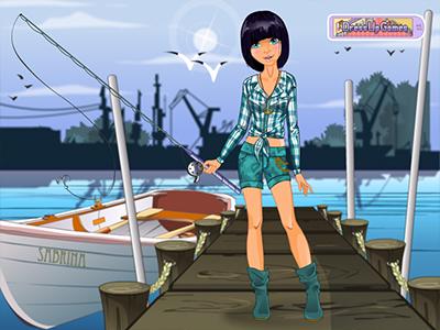 Balıkçı Kız