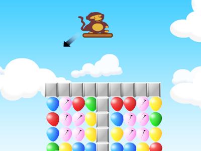 Balon Patlatan Maymun 7