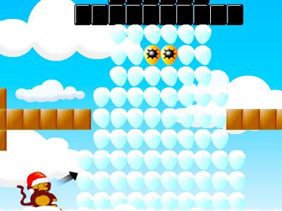 Balon Patlatan Maymun 8