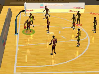 Basketbol Maçı