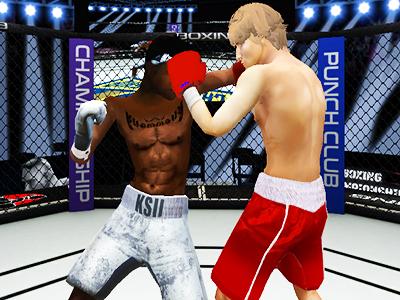 Boks Dövüşü