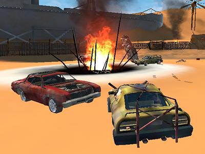 Çarpışan Arabalar 3