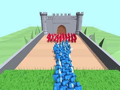 Castle Raid 3D