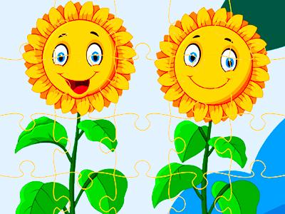 Çiçek Yapbozları 2