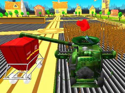 Çiftçi Simulator