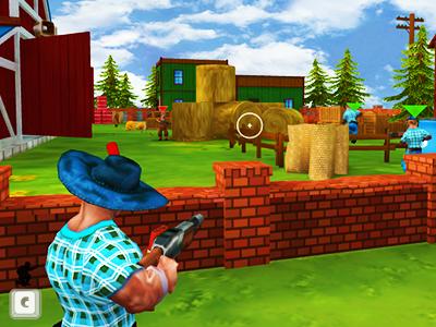 Çiftlik Savaşı