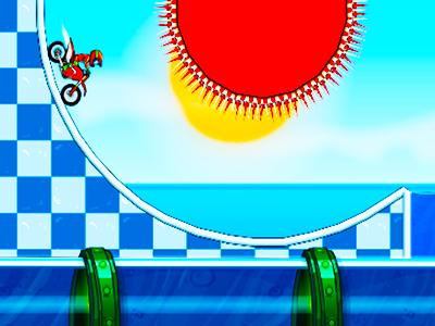 Çılgın Motorcu 7