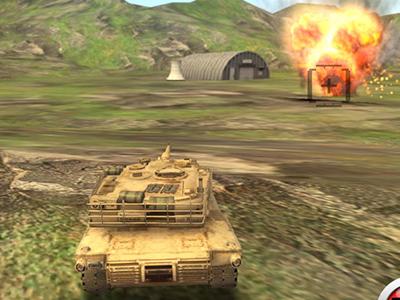 Çok Oyunculu Tank Savaşı