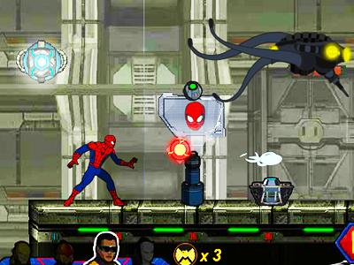 Demir Örümcek Adam